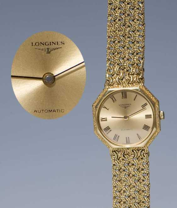 Gold Wrist Watch - photo 1