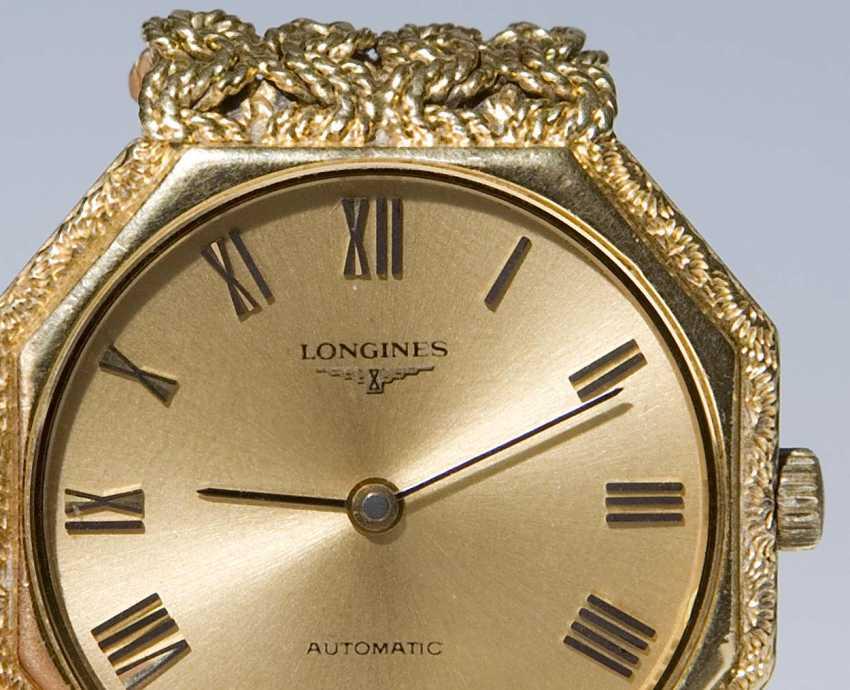 Gold Wrist Watch - photo 3