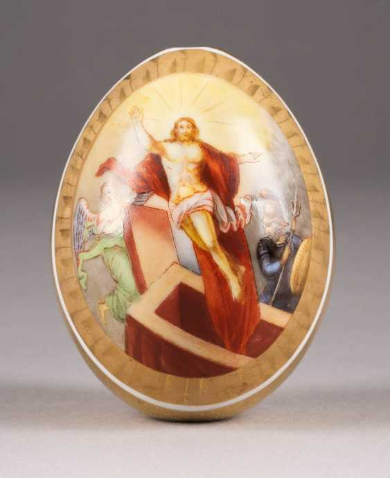 EASTER EGG WITH THE RESURRECTION OF CHRIST Russia - photo 1