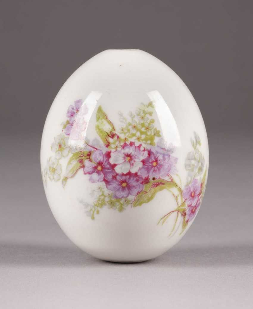 EASTER EGG WITH HORTENSIA Russia - photo 1