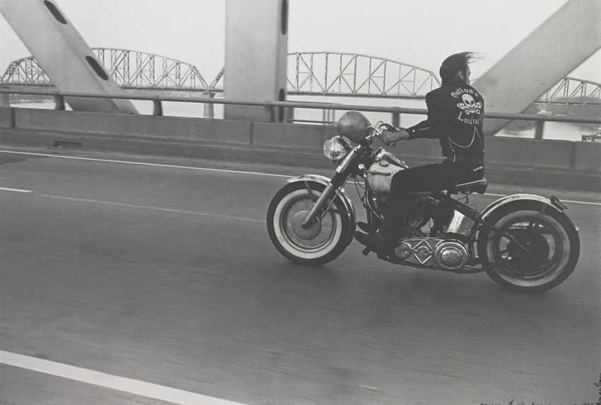 DANNY LYON (B. 1942) - photo 1