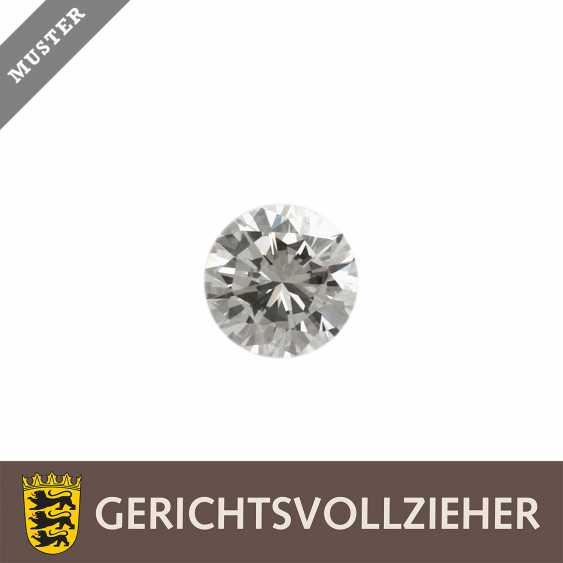 Loose diamond of 1.04 ct, - photo 1