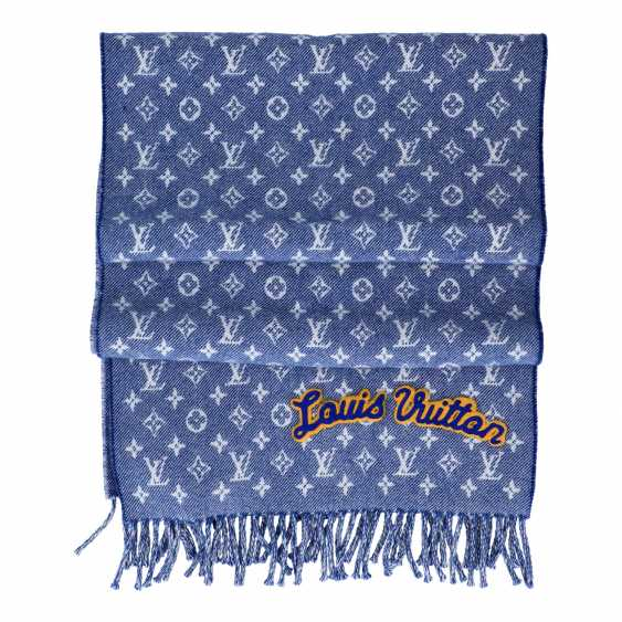 PENDANT AUCTION - Louis Vuitton Scarf, NP: 550 € Deposit number 18355, - photo 2