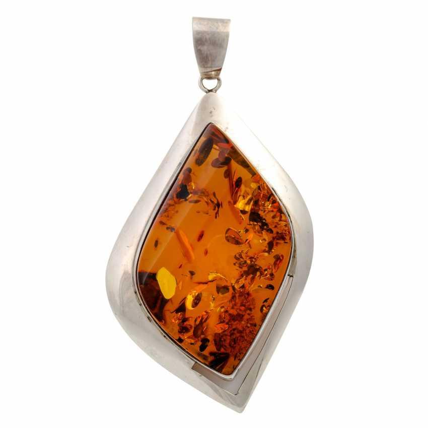 Mixed lot of amber jewelry - photo 4