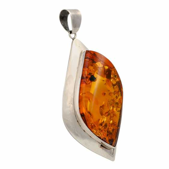 Mixed lot of amber jewelry - photo 5