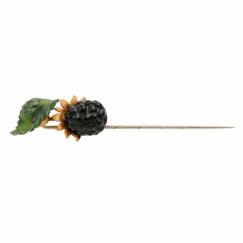 "VICTOR MAYER pin ""blackberry"", - photo 1"