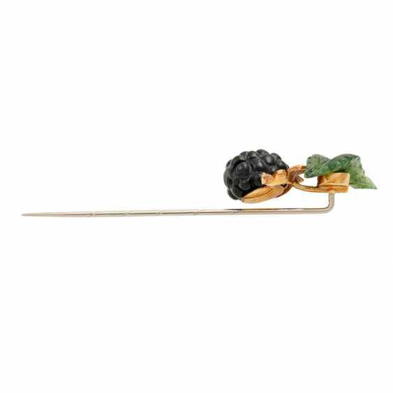 "VICTOR MAYER pin ""blackberry"", - photo 3"
