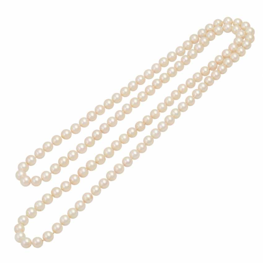 Pearl necklace - photo 3