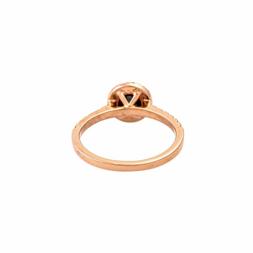 Ring with a diamond of 1 ct - photo 4