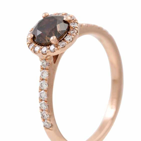 Ring with a diamond of 1 ct - photo 5