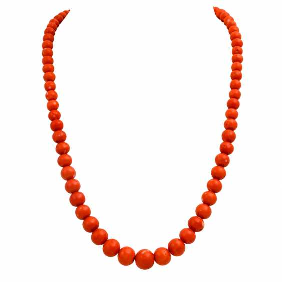 Long Coral Chain, - photo 1
