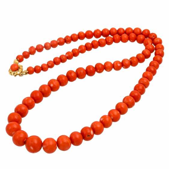 Long Coral Chain, - photo 3