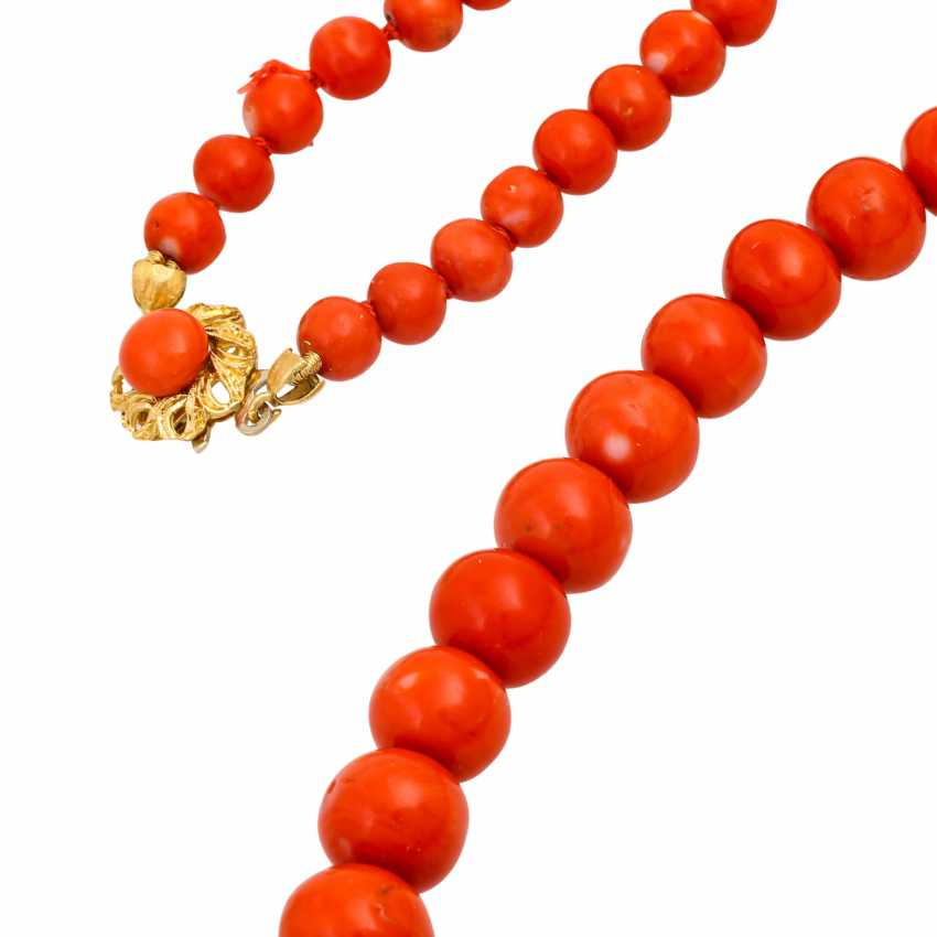 Long Coral Chain, - photo 4