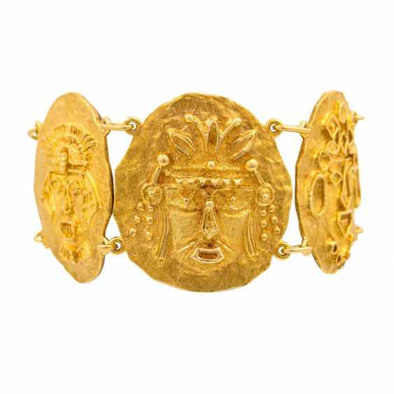 Bracelet from Guatemala, - photo 1