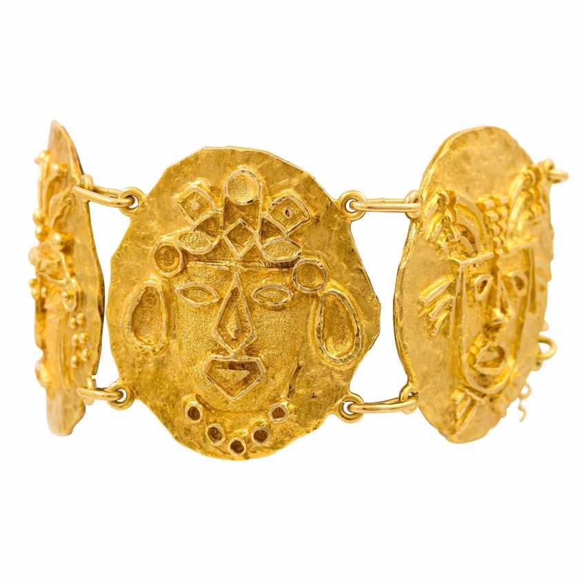 Bracelet from Guatemala, - photo 4