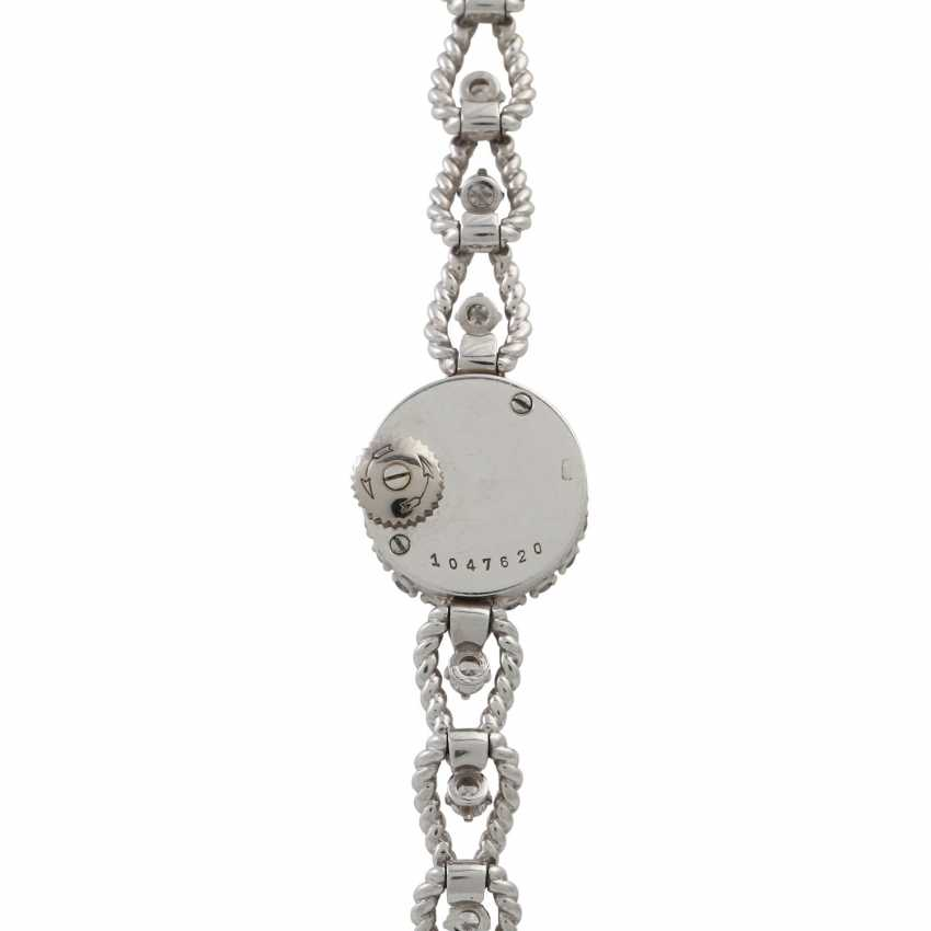 JAEGER-LECOULTRE jewelry watch with diamonds - photo 2