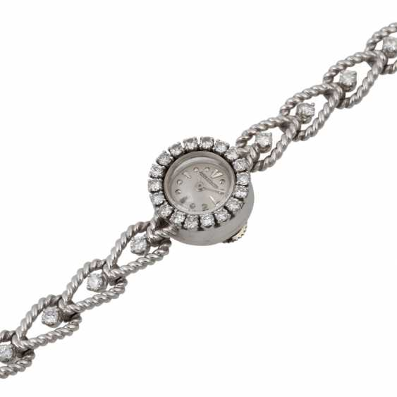 JAEGER-LECOULTRE jewelry watch with diamonds - photo 4