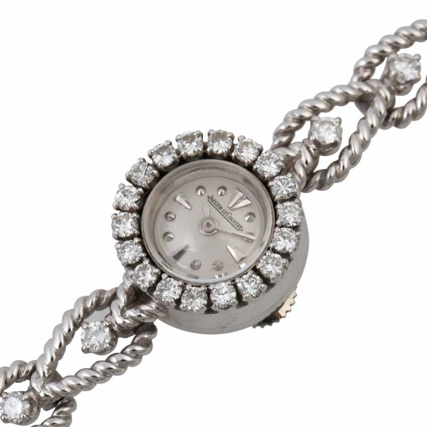 JAEGER-LECOULTRE jewelry watch with diamonds - photo 5