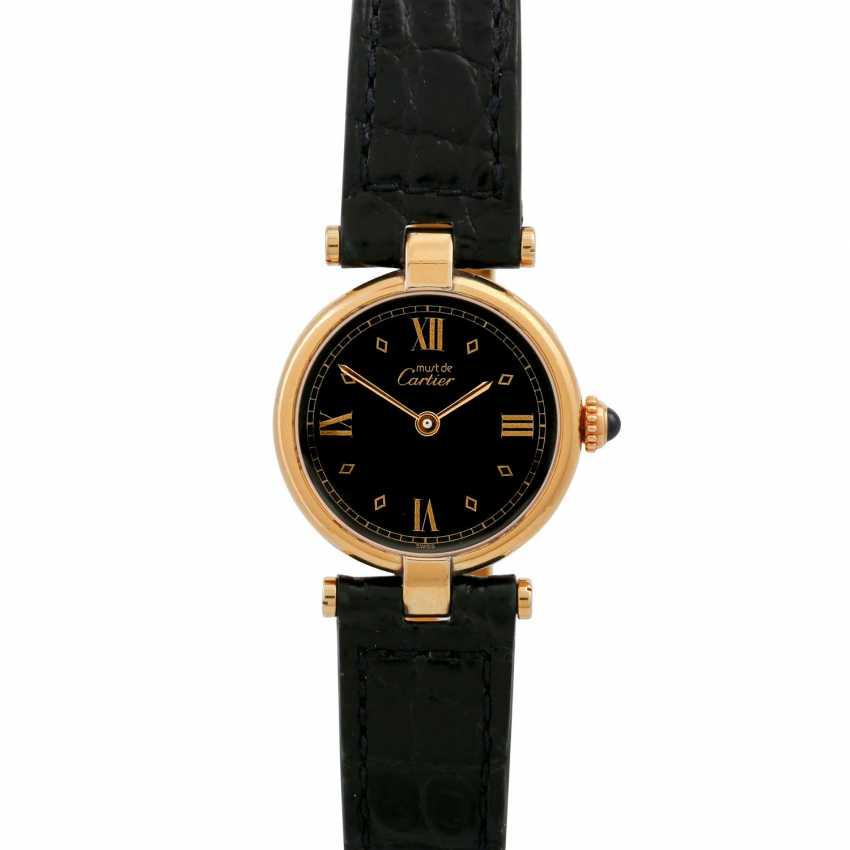 CARTIER Must de Cartier, Ref. 590004. Ladies watch. - photo 1