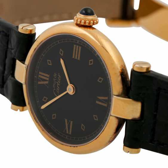 CARTIER Must de Cartier, Ref. 590004. Ladies watch. - photo 4