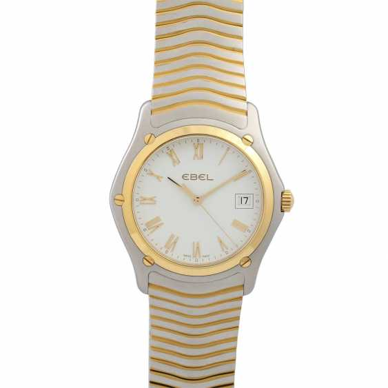 EBEL Classic Wave, Ref. E1255F41.1. Armbanduhr. - photo 1