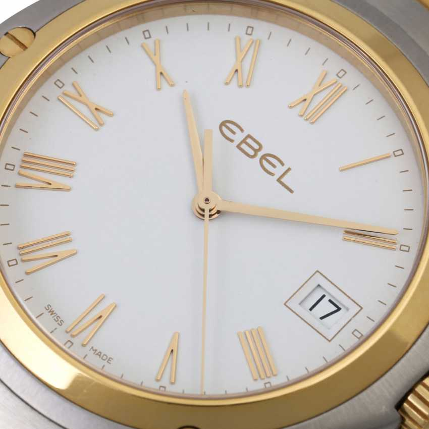 EBEL Classic Wave, Ref. E1255F41.1. Armbanduhr. - photo 4