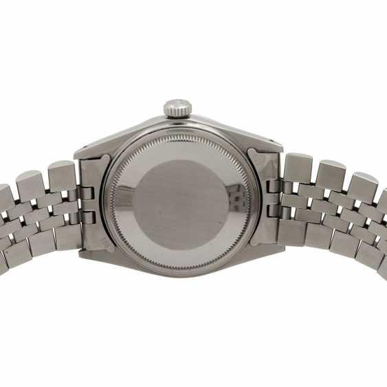 """ROLEX Vintage Datejust """"Stella Boiler Gauge"""", Ref. 16030. Men's watch, 1980s. - photo 2"""