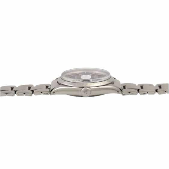 ROLEX Date, Ref. 1500. Wristwatch. - photo 3