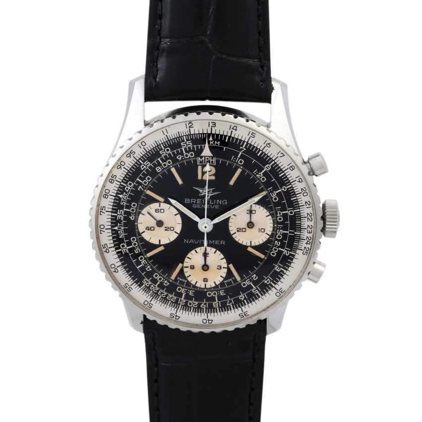 BREITLING Vintage Navitimer, Ref. 806. Men's watch. - photo 1