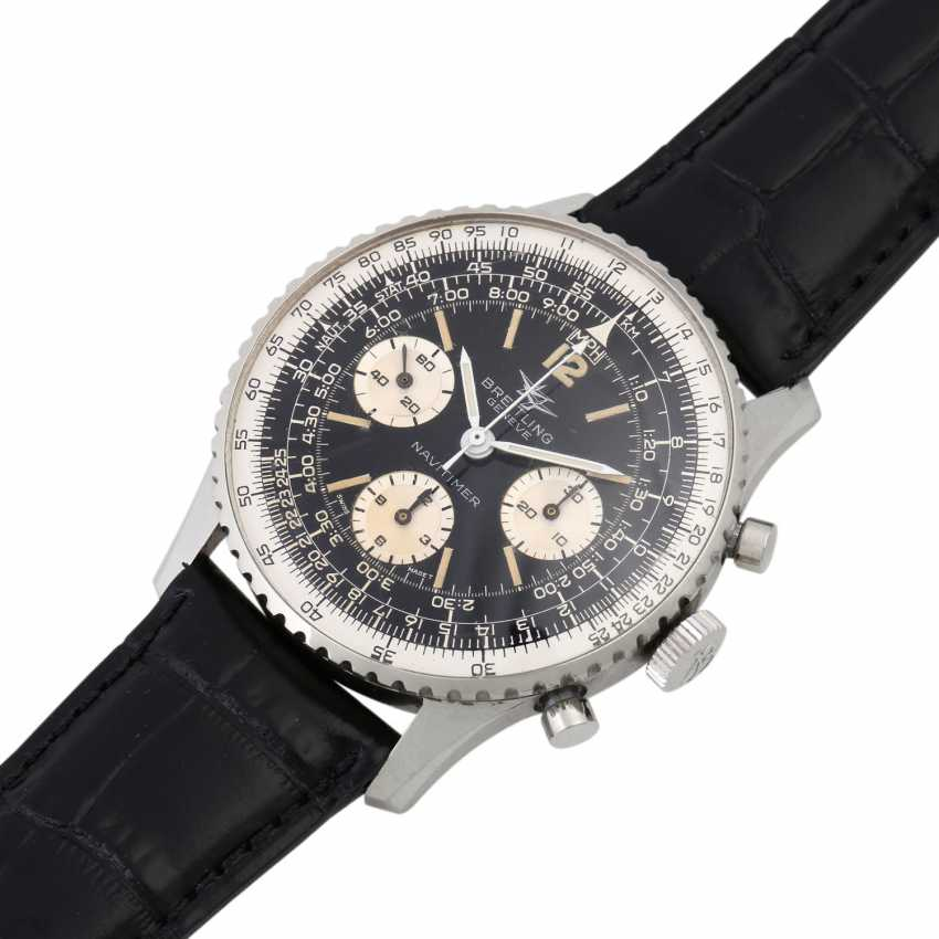 BREITLING Vintage Navitimer, Ref. 806. Men's watch. - photo 4