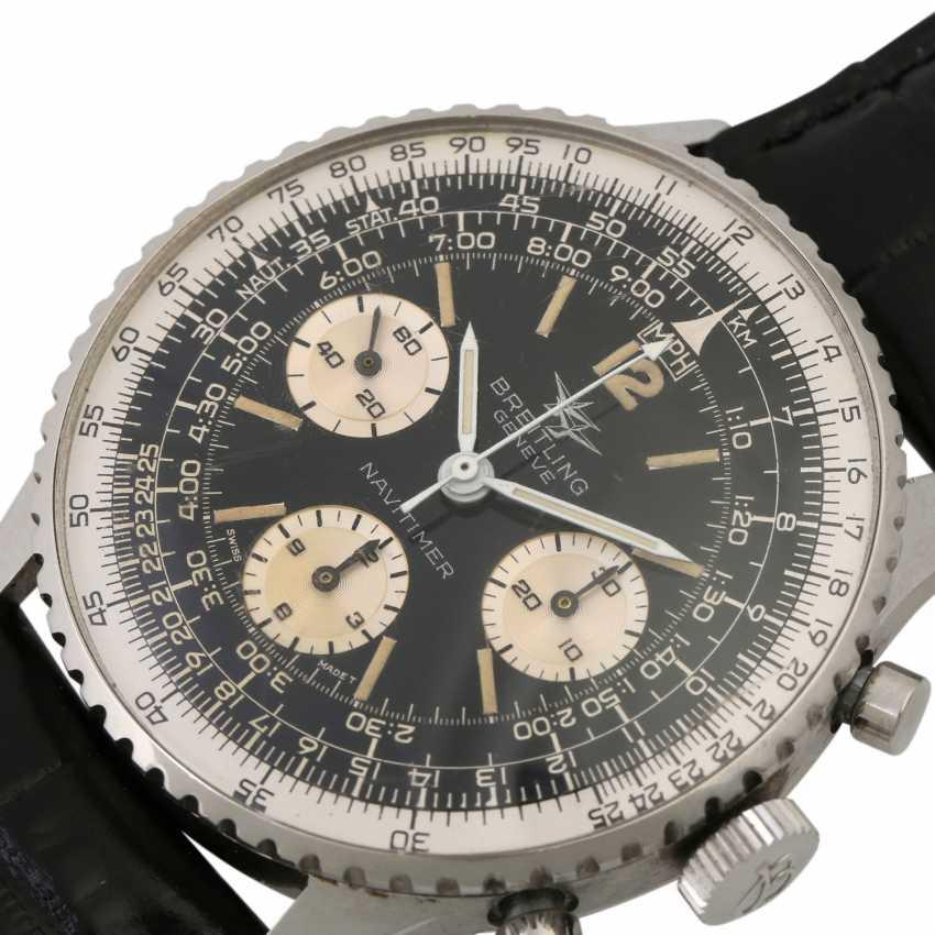 BREITLING Vintage Navitimer, Ref. 806. Men's watch. - photo 5