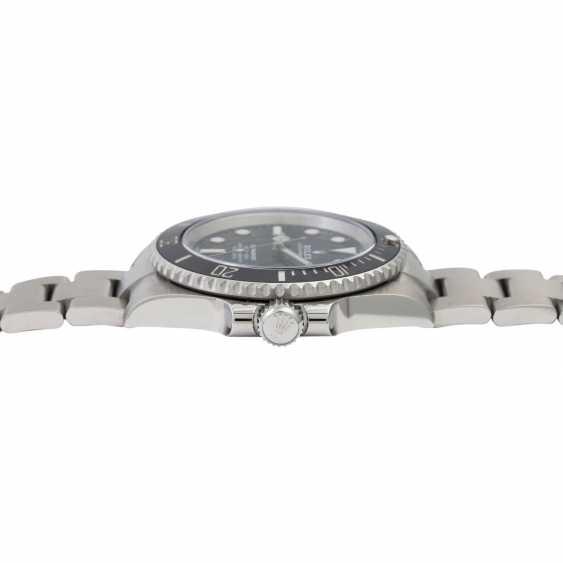ROLEX Submariner No Date, Ref. 114060. Wristwatch. - photo 3
