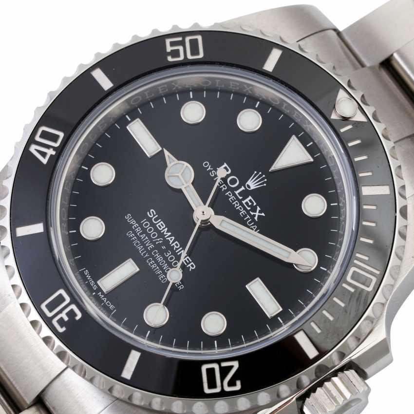 ROLEX Submariner No Date, Ref. 114060. Wristwatch. - photo 5
