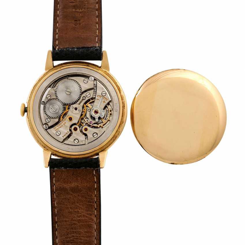 INTERNATIONAL WATCH COMPANY Vintage men's watch. 1950s. - photo 2