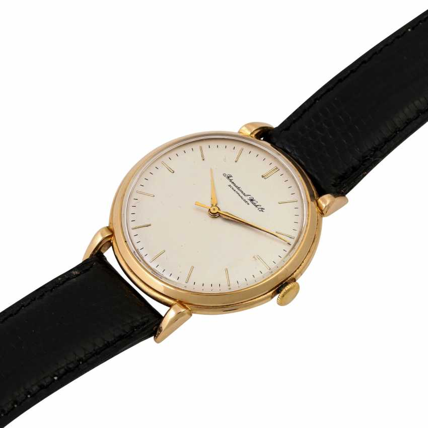INTERNATIONAL WATCH COMPANY Vintage men's watch. 1950s. - photo 4