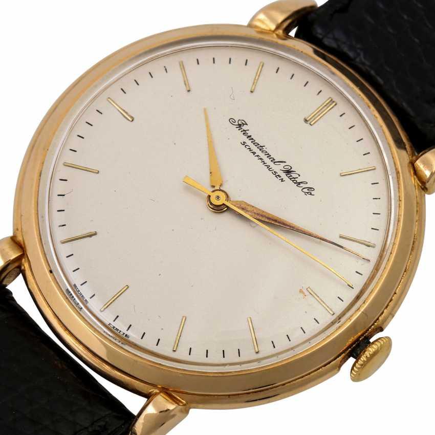 INTERNATIONAL WATCH COMPANY Vintage men's watch. 1950s. - photo 5