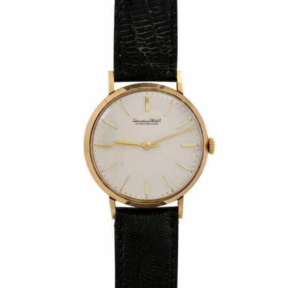 INTERNATIONAL WATCH COMPANY Vintage men's watch. 1960s. - photo 1