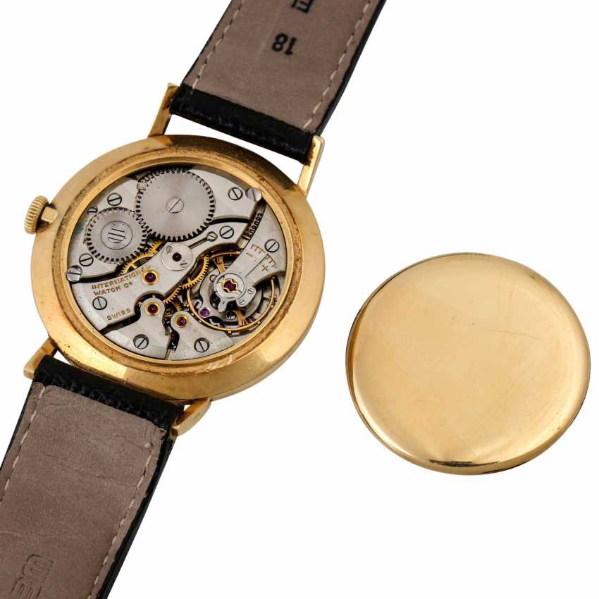 INTERNATIONAL WATCH COMPANY Vintage men's watch. 1960s. - photo 2