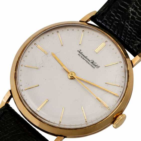 INTERNATIONAL WATCH COMPANY Vintage men's watch. 1960s. - photo 5