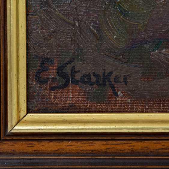 """STARKER, ERWIN (1872-1938), """"Autumn forest edge near Stuttgart"""", - photo 3"""