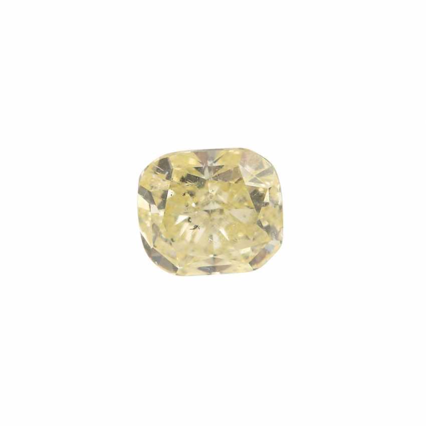 Loose old European cut diamond of approx. 1.5 ct, - photo 1