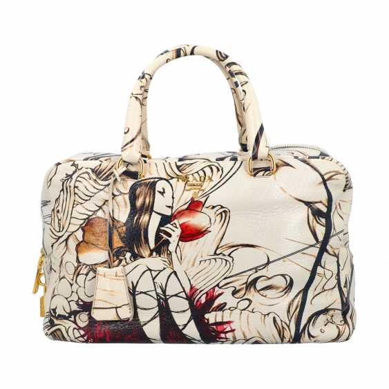 "PRADA handbag ""BAULETTO BAG"", collection 2008. - photo 1"