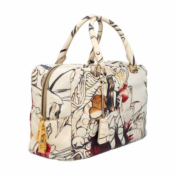 "PRADA handbag ""BAULETTO BAG"", collection 2008. - photo 2"