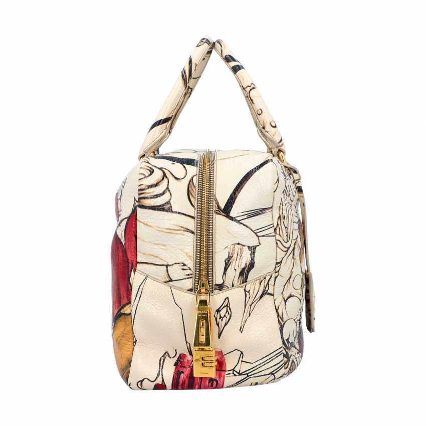 "PRADA handbag ""BAULETTO BAG"", collection 2008. - photo 3"
