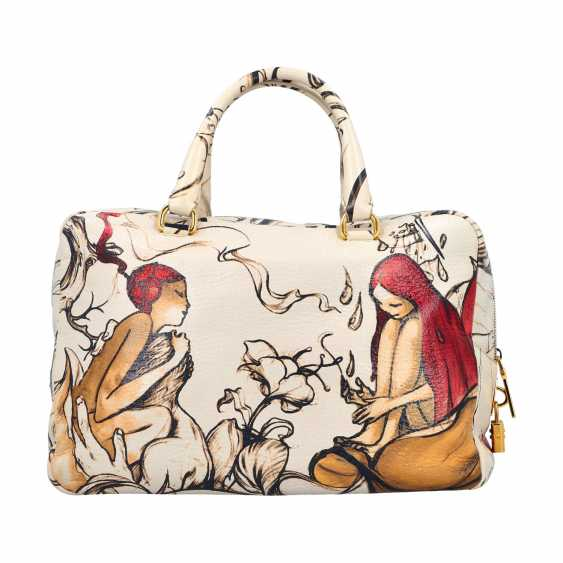 "PRADA handbag ""BAULETTO BAG"", collection 2008. - photo 4"