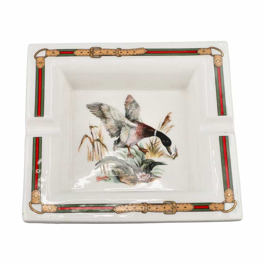 GUCCI VINTAGE ashtray. - photo 1