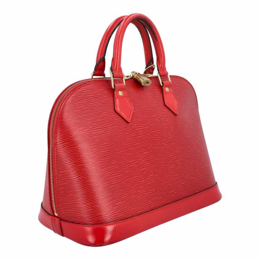 "LOUIS VUITTON handle bag ""ALMA PM"", collection: 2002. - photo 2"