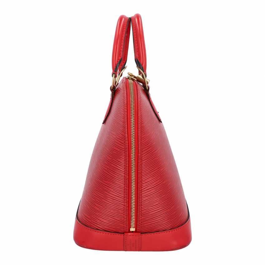 "LOUIS VUITTON handle bag ""ALMA PM"", collection: 2002. - photo 3"