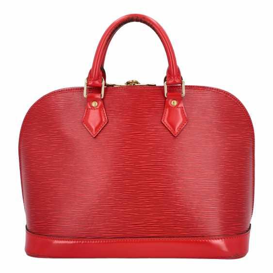 "LOUIS VUITTON handle bag ""ALMA PM"", collection: 2002. - photo 4"
