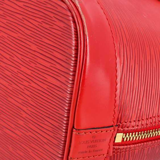 "LOUIS VUITTON handle bag ""ALMA PM"", collection: 2002. - photo 6"